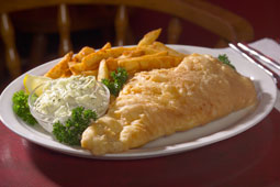 Signature Fish & Chips